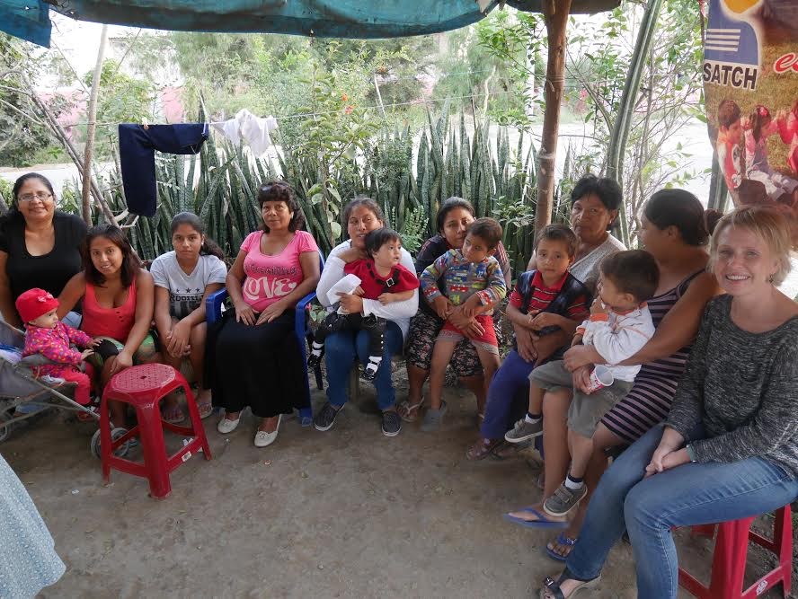 Gemenskap Peru